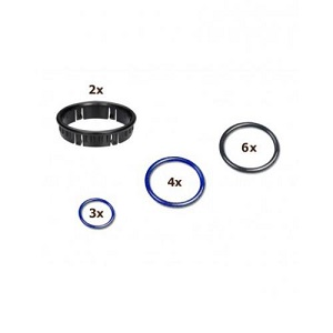 Volcano Solid Valve Dichtungsring Set
